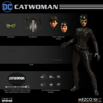 Mezco One:12 Collective DC Comics Catwoman Selina Kyle